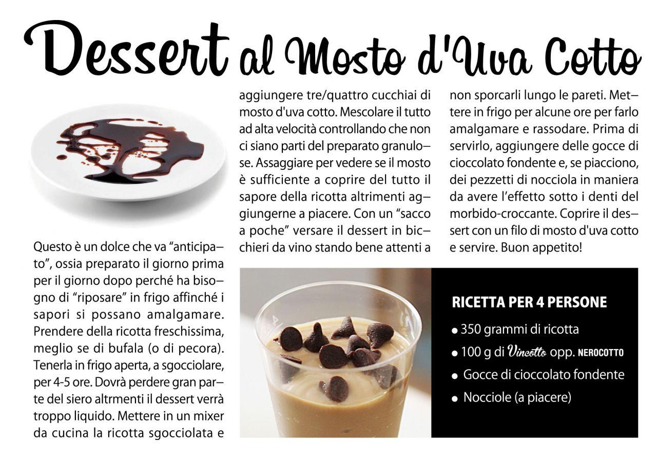 Ricetta dessert