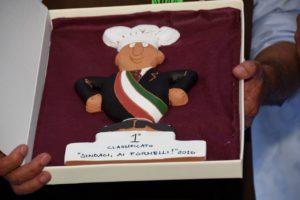 Premio Sindaci, ai fornelli dell'artista Antonella Imbò