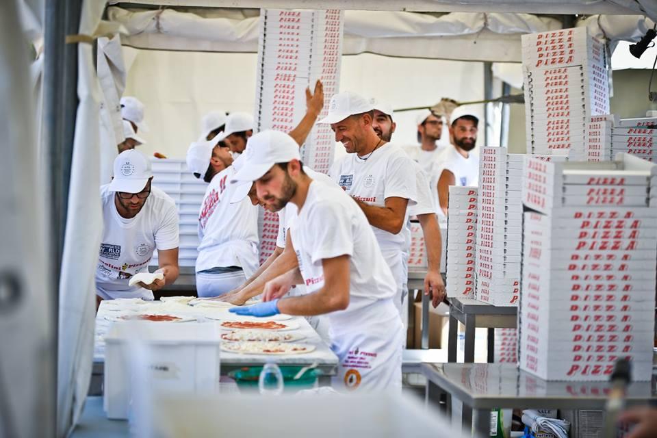 che pizza 1 - ph Donato Gasparro