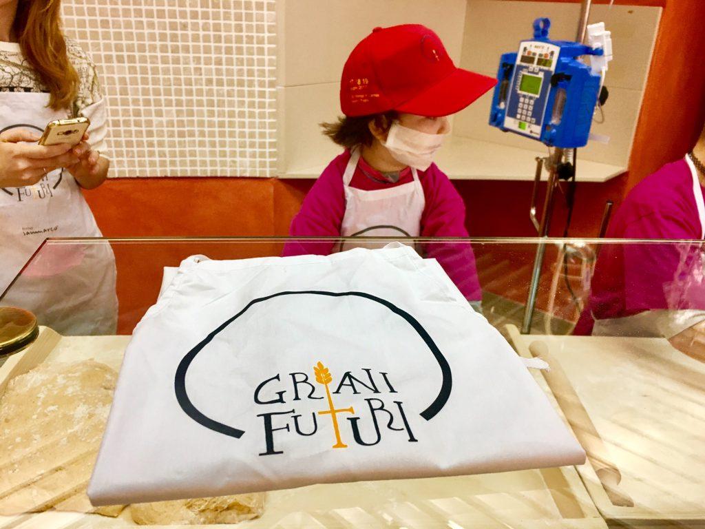 GRANI-FUTURI-Laboratorio-del-pane-in-Oncoematologia-pediatrica Grani Futuri, riparte il movimento internazionale del pane